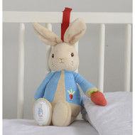 Beatrix Potter Peter Rabbit My First Musical Plush Toy