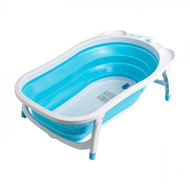 Roger Armstrong Blue Flat Fold Bath Tub