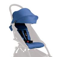 Babyzen Yoyo+ Plus Seat Pad Fabric & Canopy Pack - Blue