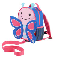 Skip Hop Zoo Mini Backpack Harness - Butterfly