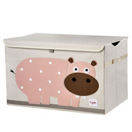 Buy 3 Sprouts Toy Chest Storage : Pink Hippo