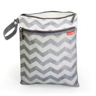 Skip Hop Grab & Go Wet/Dry Bag - Chevron