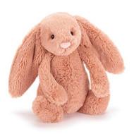 Jellycat Bashful Bunny - Pastel Apricot Medium (31cm)