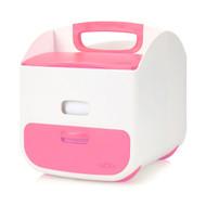 Buy Ubbi Pink Baby Diaper Caddy