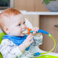 Buy Boon Pulp Silicone Baby Infant Feeder with the Gnaw Online