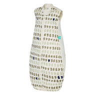 ergoPouch Organic Cotton & Bamboo Sleeping Bag 1TOG - Grey Paint