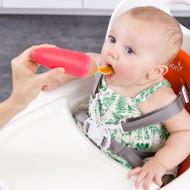 Buy Online Boon Squirt Dispensing Spoon - Peekaboo Baby