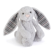 Jellycat Bashful Bunny - Blake Grey Medium
