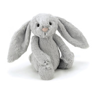 Jellycat Bashful Bunny - Silver Medium - Buy Baby Toys Online