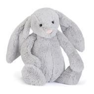 Jellycat Bashful Bunny - Silver Huge (51cm) - Buy Baby Toys Online