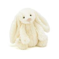 Jellycat Medium Bashful Bunny - Cream Plush Toys