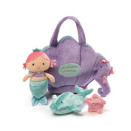 Gund Baby Mermaid Adventure 5 Piece Playset