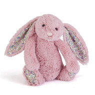 Authentic Jellycat Blossom Bashful Tulip Pink Bunny - Large 36cm
