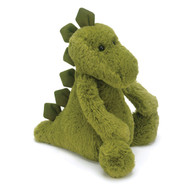 Jellycat Bashful Dino (31cm) - Authentic Jellycat Plush Toy
