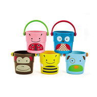 Skip Hop Stack & Pour Buckets - Bath & Sand Baby & Toddler Toys Online