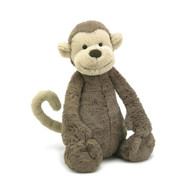 Buy Jellycat Large (36cm) Bashful Monkey Online