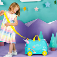 Trunki Una Unicorn Ride On Kids Luggage Online