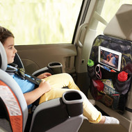 Skip Hop Backseat Organiser & Tablet Holder - Chevron