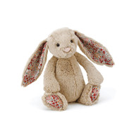 Jellycat Bashful Bunny - Blossom Beige - Small (18cm)