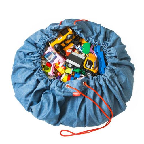 Playu0026Go Toy Storage Sack ...  sc 1 st  Peekaboo Baby & Playu0026Go Toy Storage Bag u0026 Play Mat Online - Peekaboo Baby Decor Sack