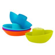 Boon Fleet Stacking Boats Bath Toys