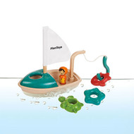 PlanToys Eco Activity Boat Bath Toy