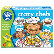 Orchard Toys Crazy Chefs Game - Kids Educational Games Online