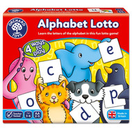 Orchard Toys Alphabet Lotto Game - Kids Educational Games Online