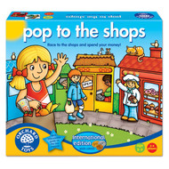 Orchard Toys Pop to the Shops Game - Kids Educational Games Online
