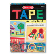 Melissa & Doug Tape Kids Activity Book