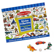 Melissa & Doug - Sticker Collection Pad