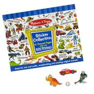 Melissa & Doug - Sticker Collection Pad