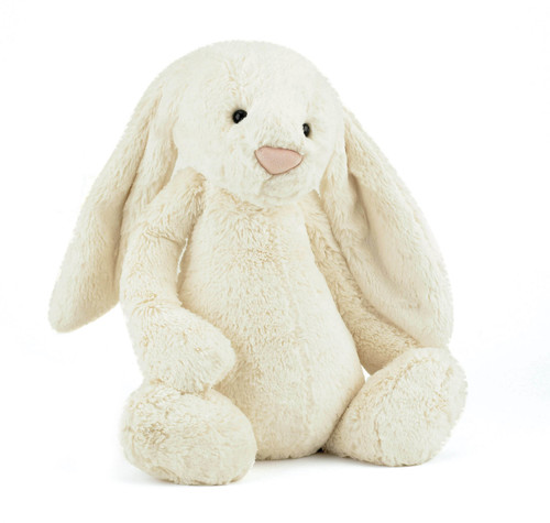 Jellycat Bashful Bunny - Cream Huge (51cm) - Buy Baby Toys Online