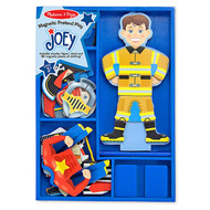 Melissa & Doug Joey Magnetic Boy Dress-Up