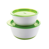 OXO TOT Small & Large Bowl Containers with Lid Set