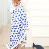 Shop aden + anais Silky Softdream Dream Blanket - Shibori