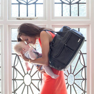Storksak Charlotte Leather Nappy Bag Online