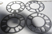3MM SPACER FOR WHEELS / RIMS 4 LUG AND 5 LUG