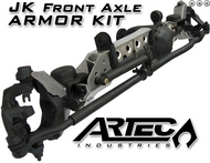 ARTEC JK Front Axle ARMOR KIT