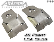 ARTEC JK Front LCA Skids