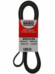 BANDO MFG. 7.3L SERPENTINE BELT