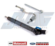 MOTORCRAFT 11-14 FORD 6.7L OEM FUEL INJECTOR NOZZLE STOCK - 3, 4, 5 & 6