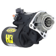 XDP WRINKLE BLACK GEAR REDUCTION STARTER XD258