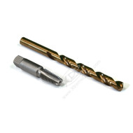 """XDP 1/8"""" NPT DRILL AND TAP KIT XD196"""