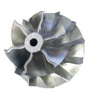 BULLSEYE POWER DROP-IN GT3788VA BATMOWHEEL FOR USE IN GARRETT GT3788VA POWERMAX TURBOCHARGER