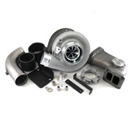 2008-2010 FORD 6.4L POWERSTROKE /H&S MOTORSPORTS 342004 SX-E SINGLE TURBO KIT