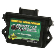 2005-2010 FORD 6.0L/6.4L POWERSTROKE / BD-POWER 1057734 THROTTLE SENSITIVITY BOOSTER