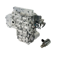 1996-1998 DODGE 5.9L CUMMINS 47RE / BD-POWER 1030416E VALVE BODY WITH GOVERNOR PRESSURE SOLENOID