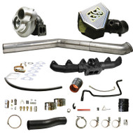 2003-2007 DODGE 5.9L CUMMINS (500HP-650HP) / BD-POWER 1045710 RUMBLE B S467 TURBO KIT