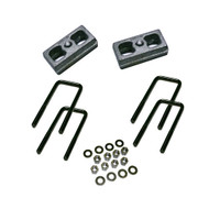"""94-02 Ram 2500 4WD w/out Top Mounted Overloads / Superlift 2.5"""" Rear Block Kit part #4797"""